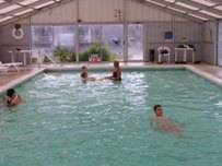 Great Lakes Inn Indoor Pool